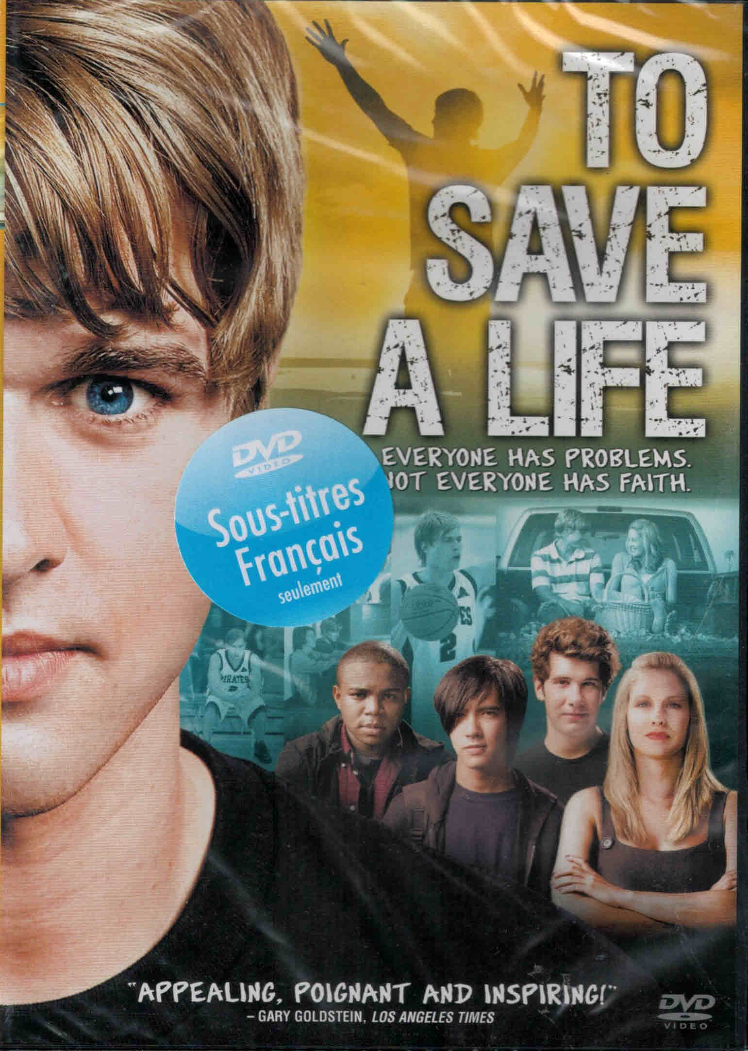 DVD To Save a Life