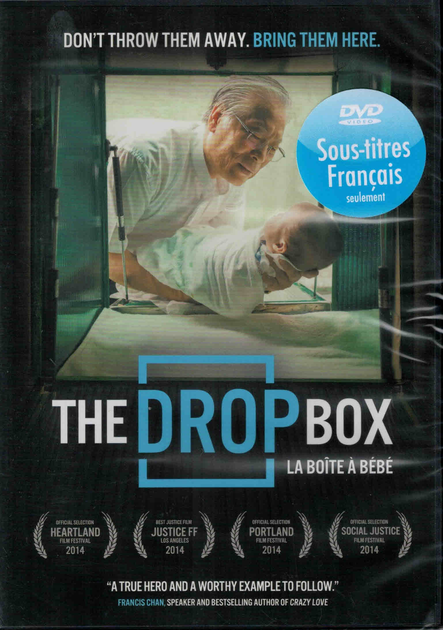 DVD The Drop Box