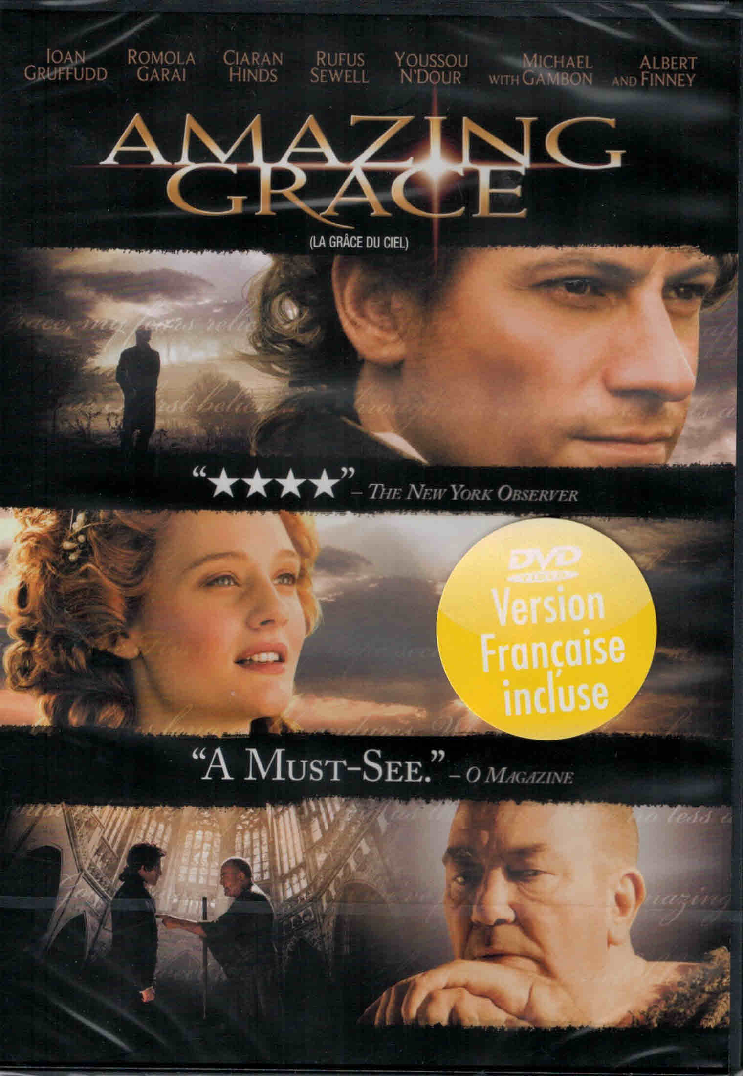 DVD Amazing Grace