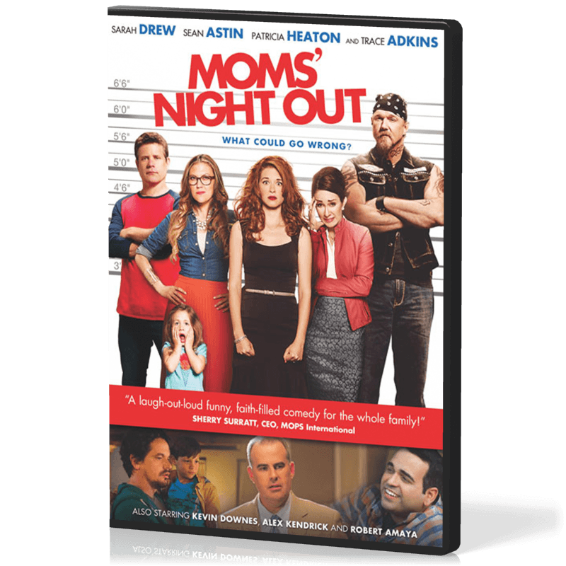 DVD Mom's Night Out - Crise de mères