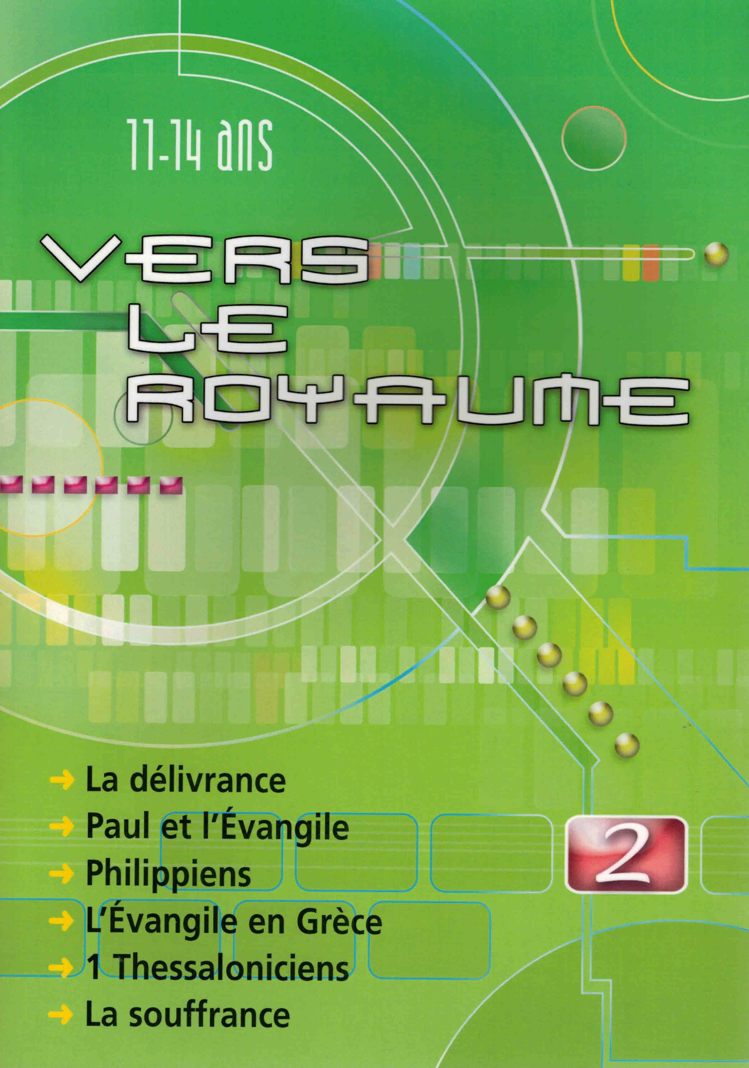 Vers le royaume #2