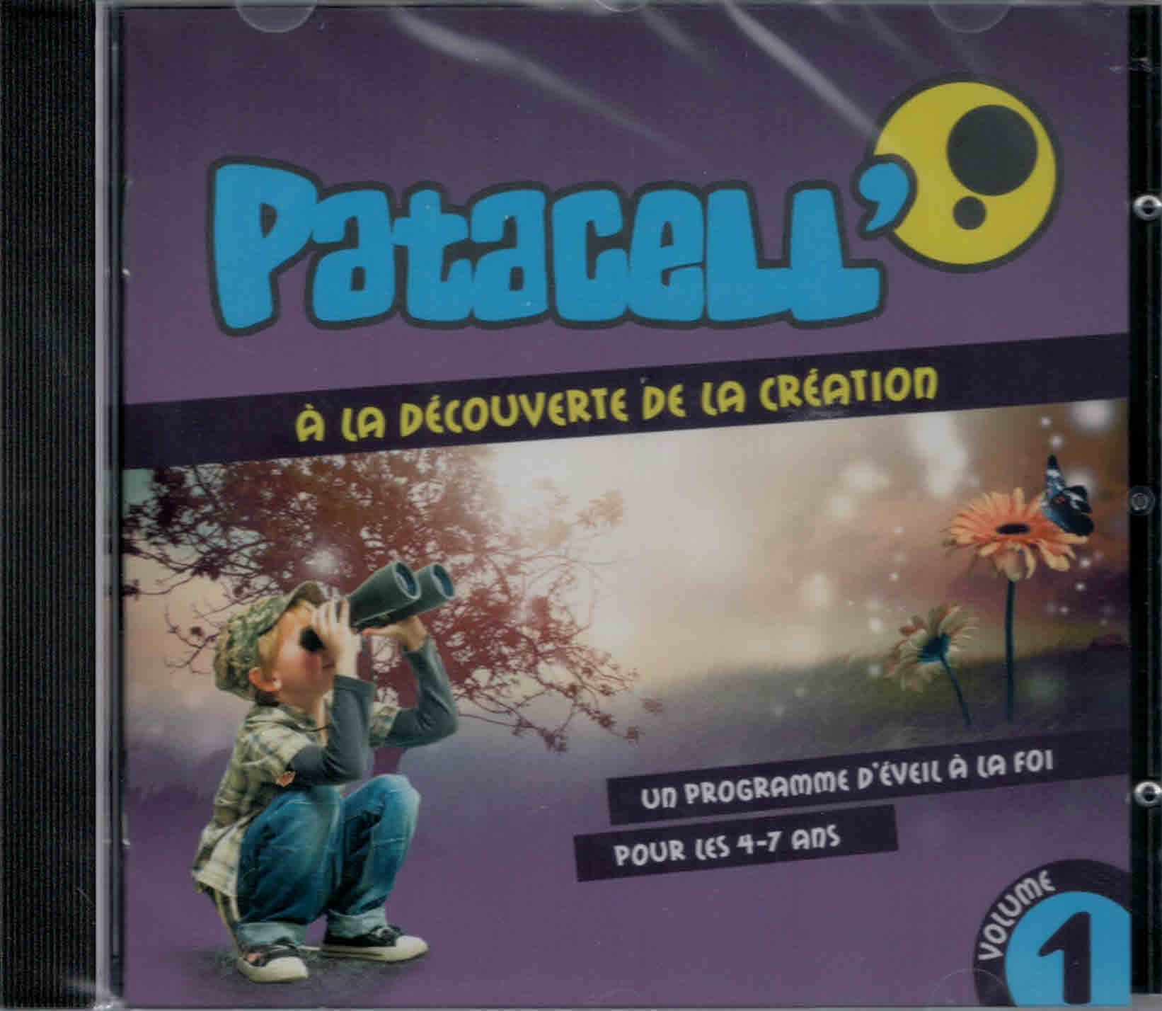 CD Patacell volume 1