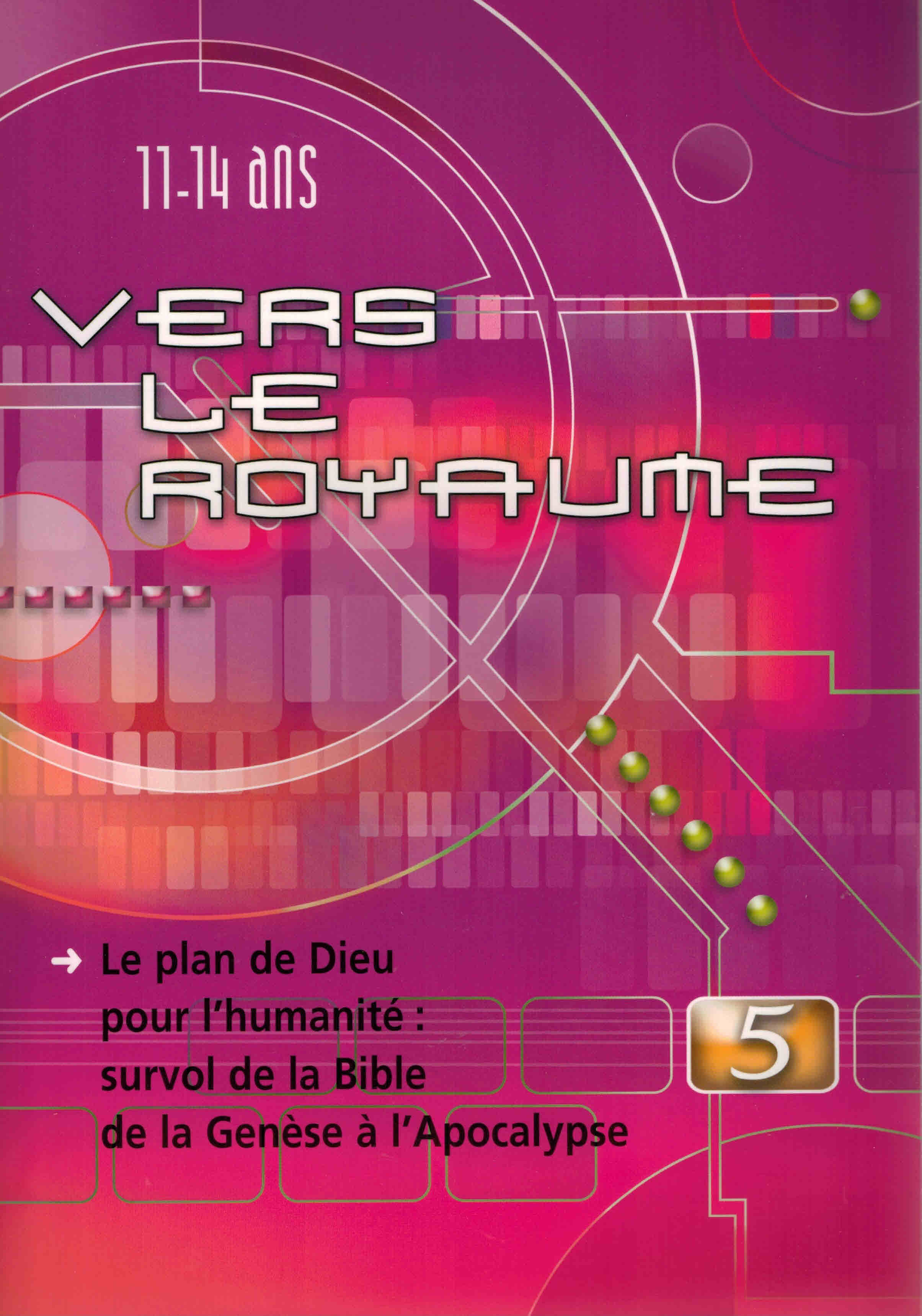 Vers le royaume #5