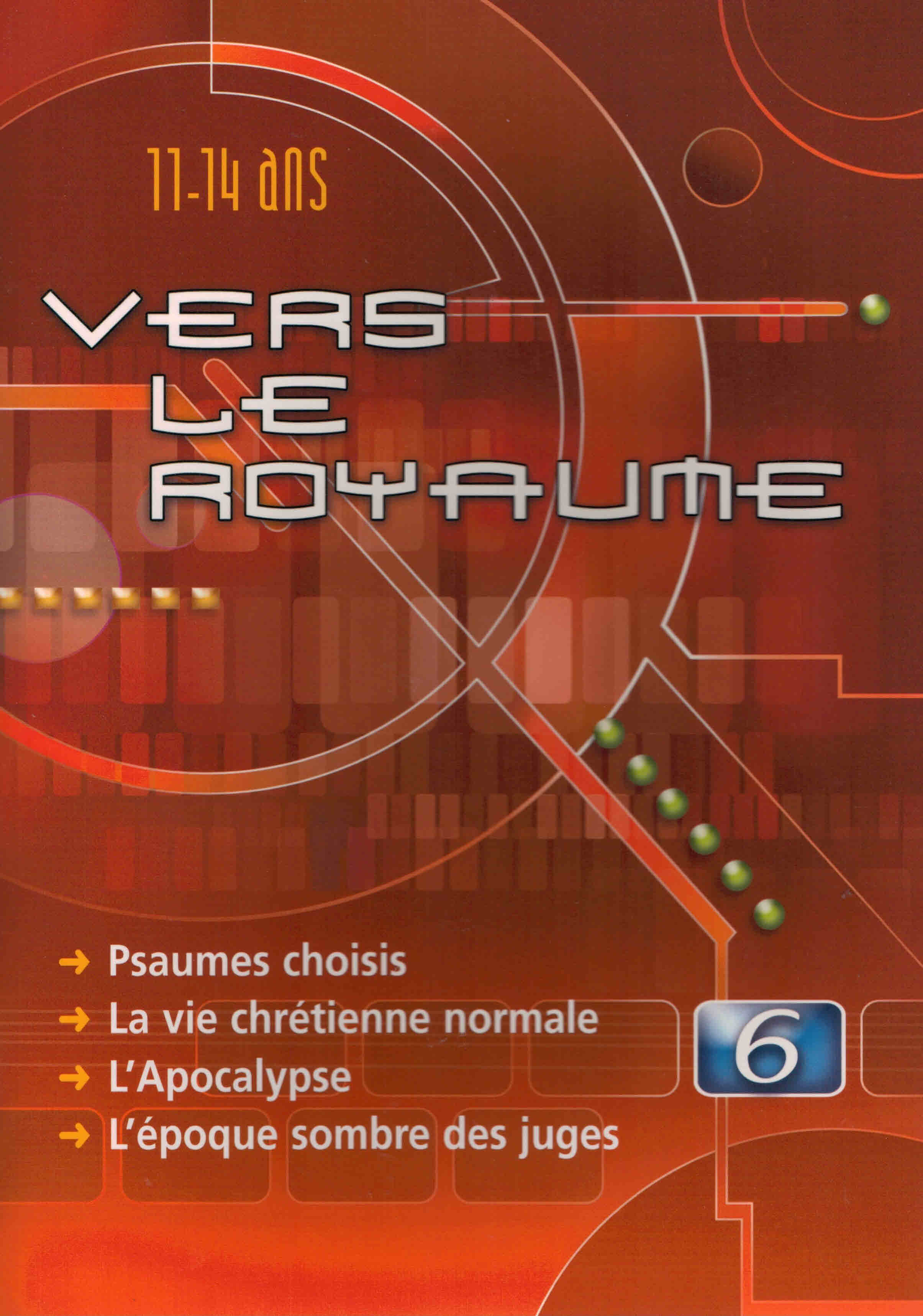 Vers le royaume #6