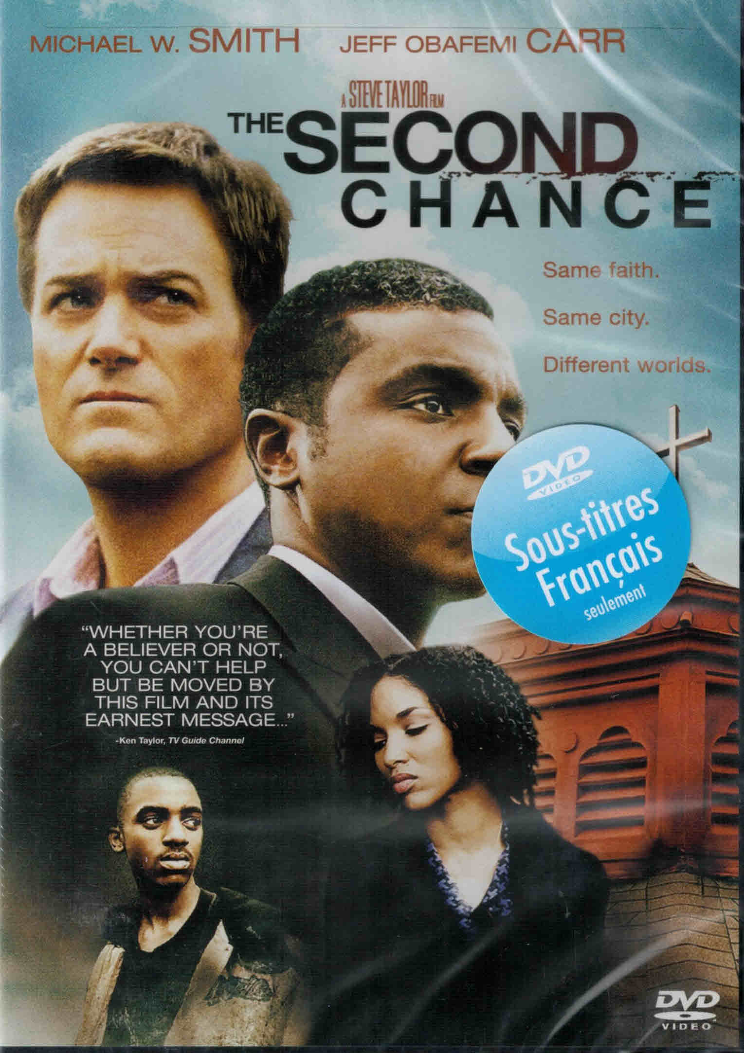 DVD The Second Chance