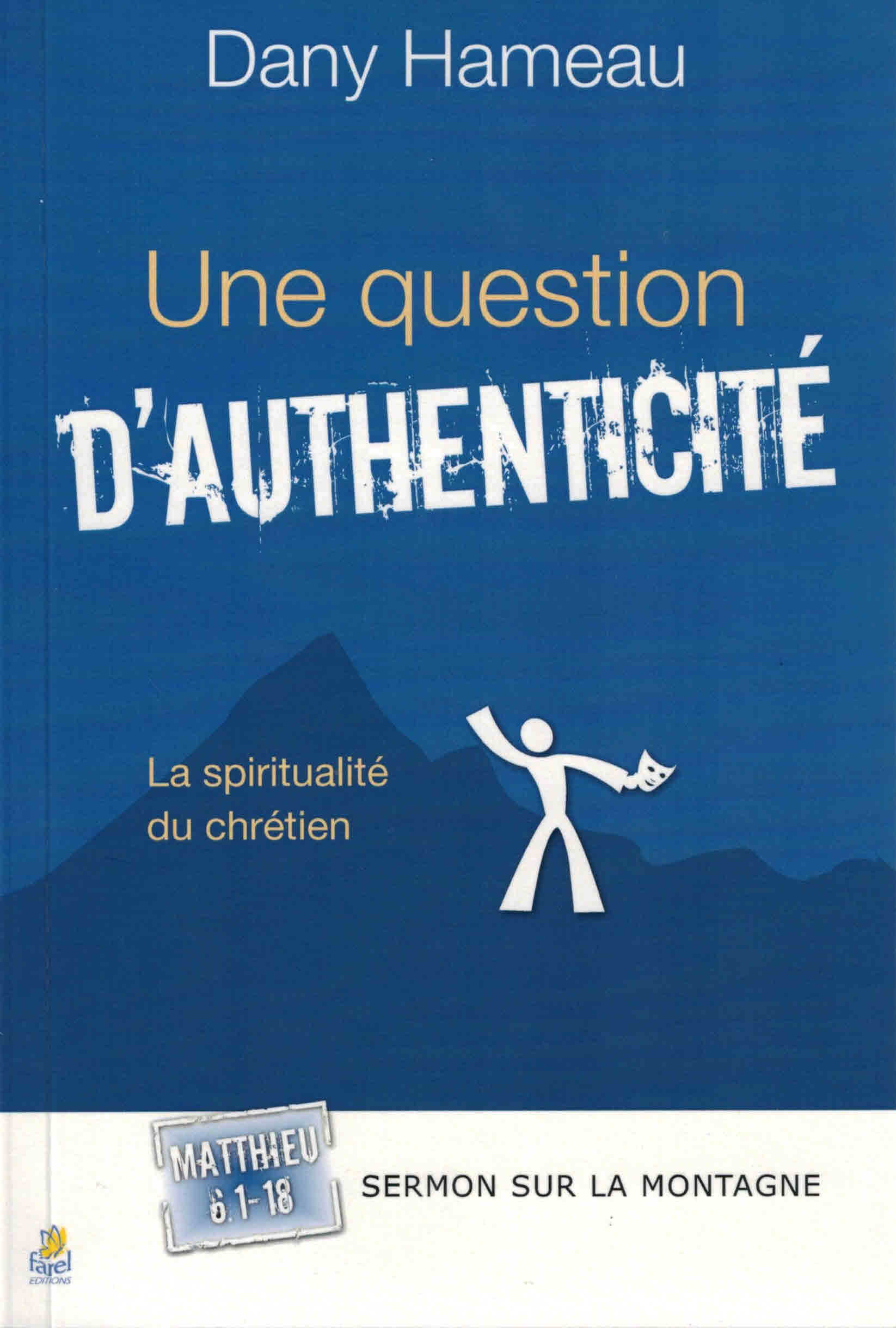 Une question d'authenticité