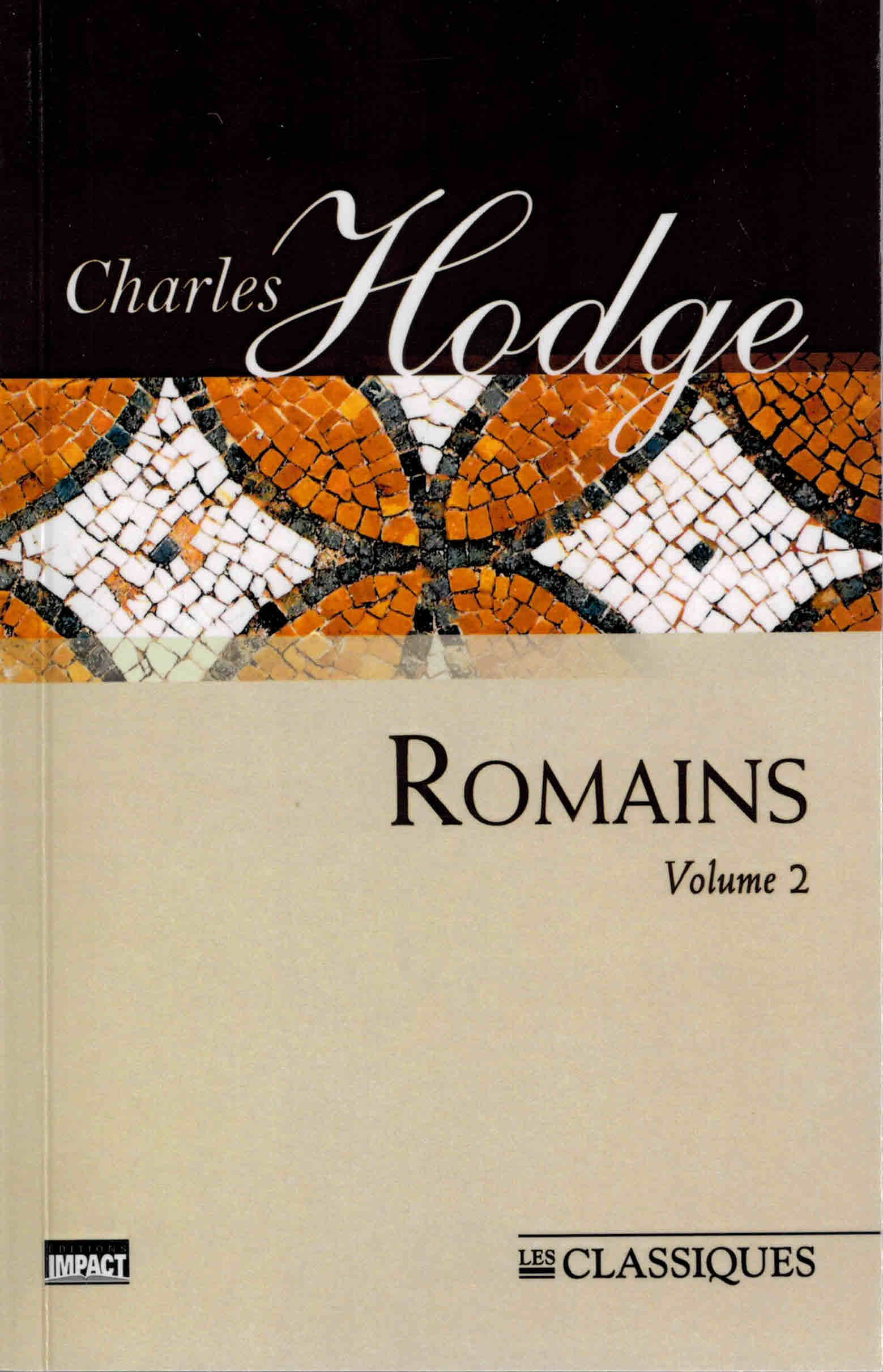 Romains volume 2 - Hodge