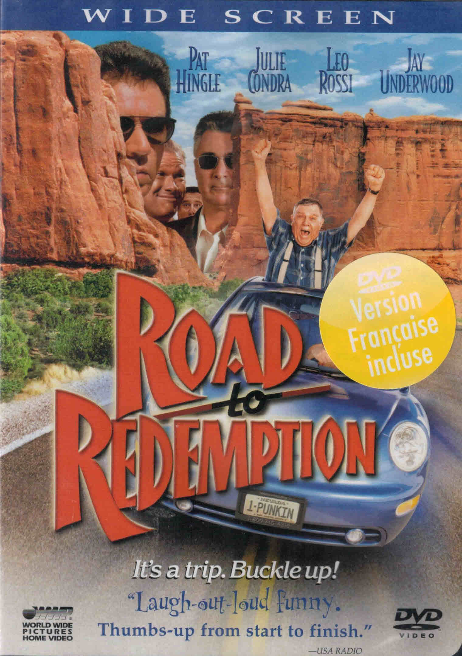 DVD Road to Redemption