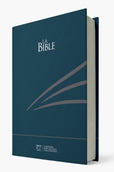 Bible SG 21 rigide Skivertex bleu