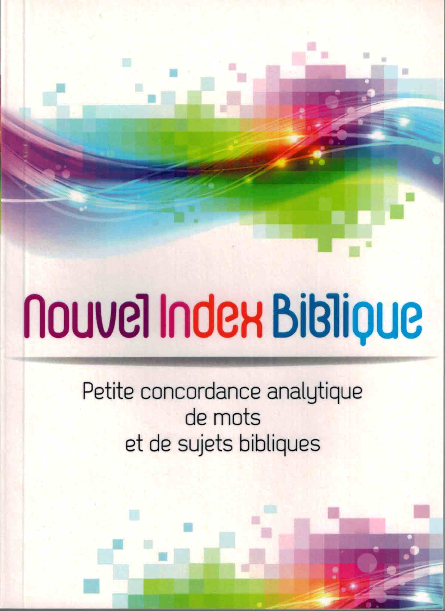 Nouvel index biblique