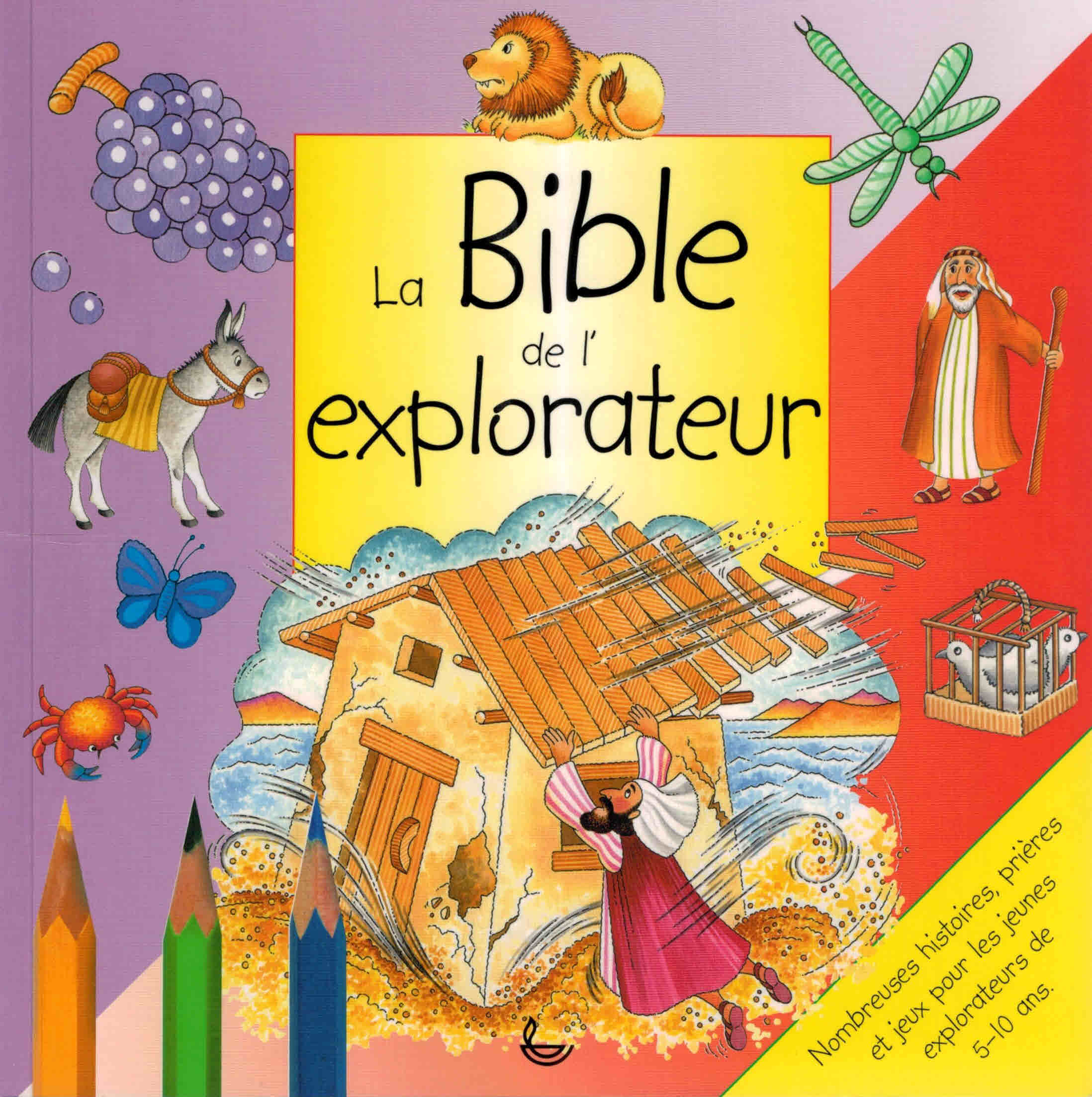 La Bible de l'explorateur