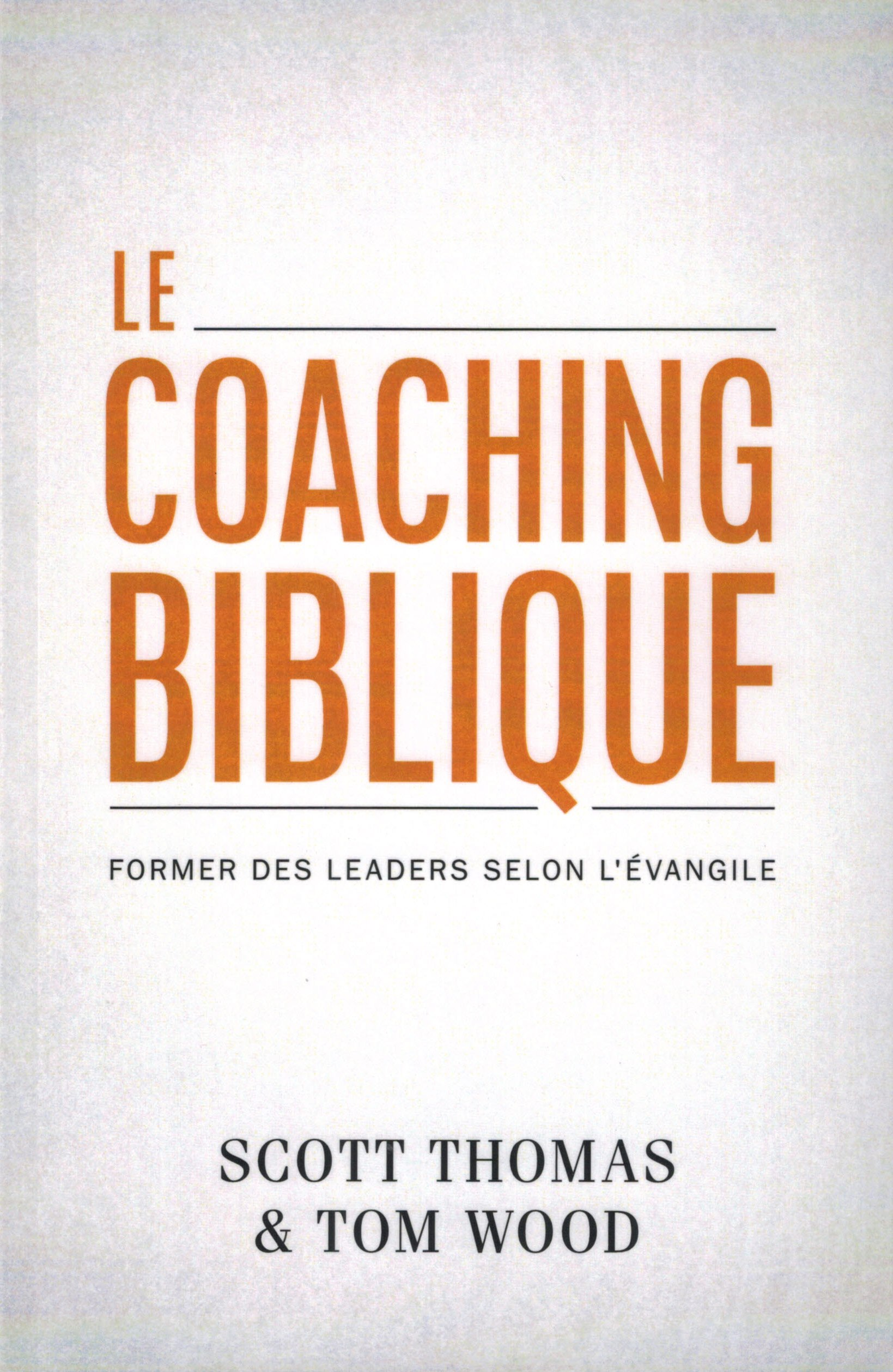Le coaching biblique