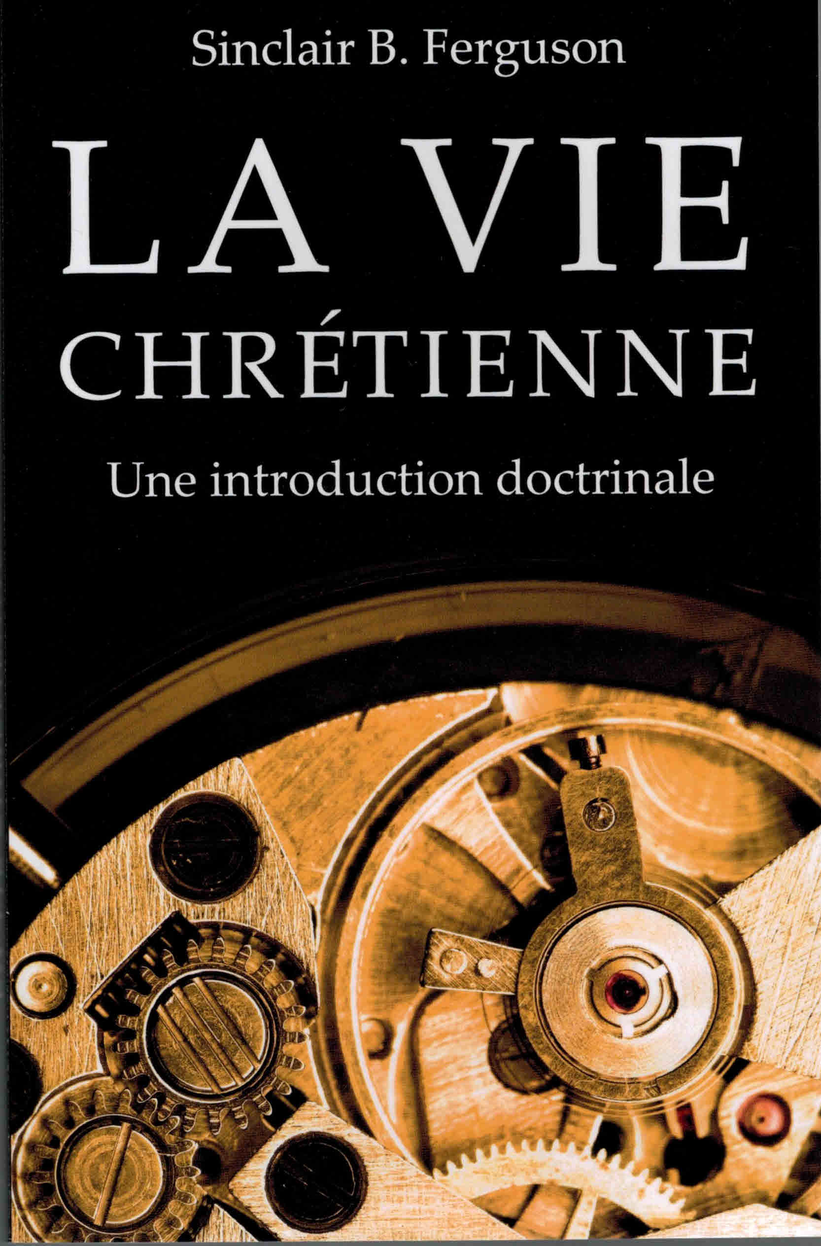 Vie chrétienne Une introduction doctrinale