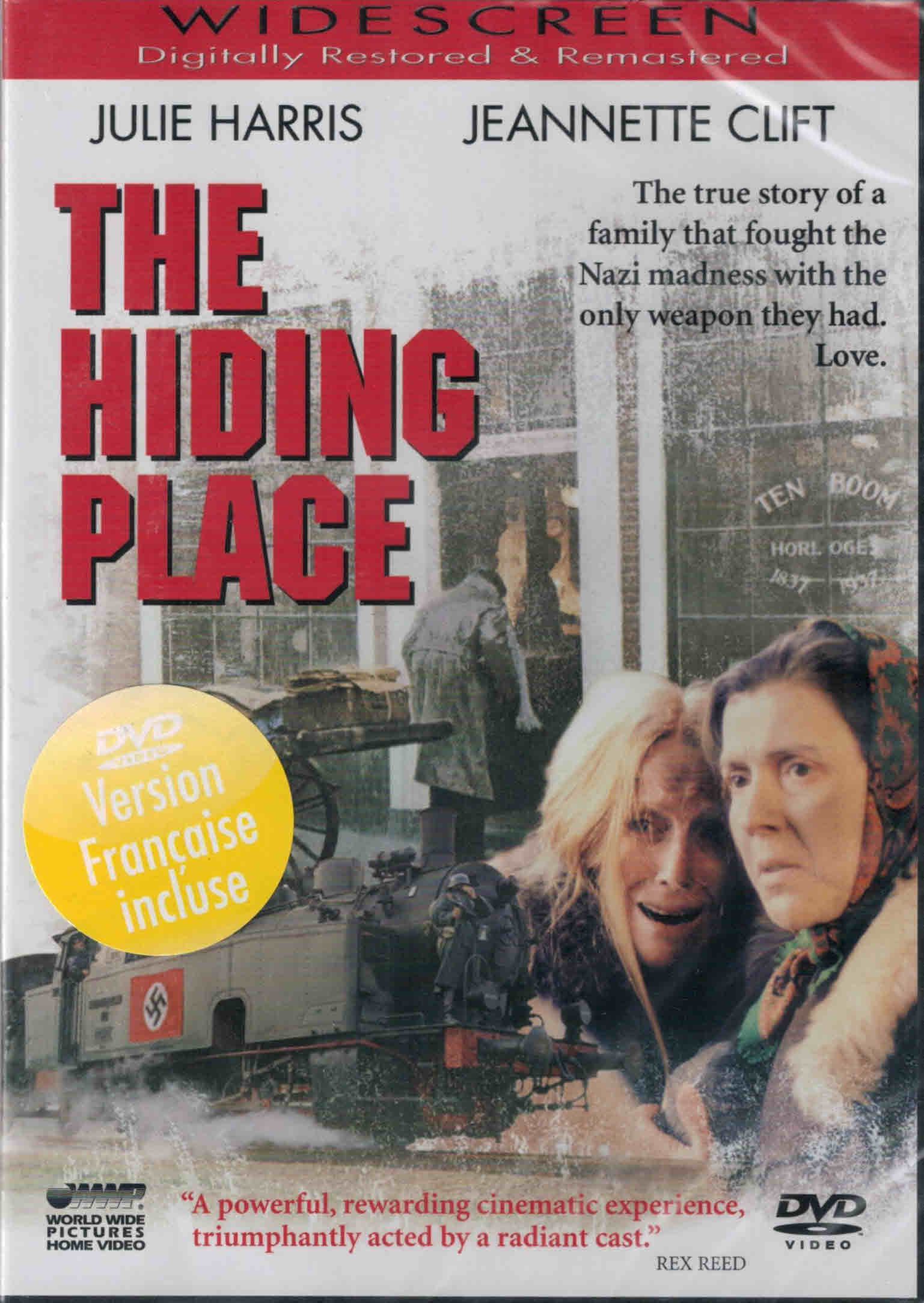 DVD The Hiding Place