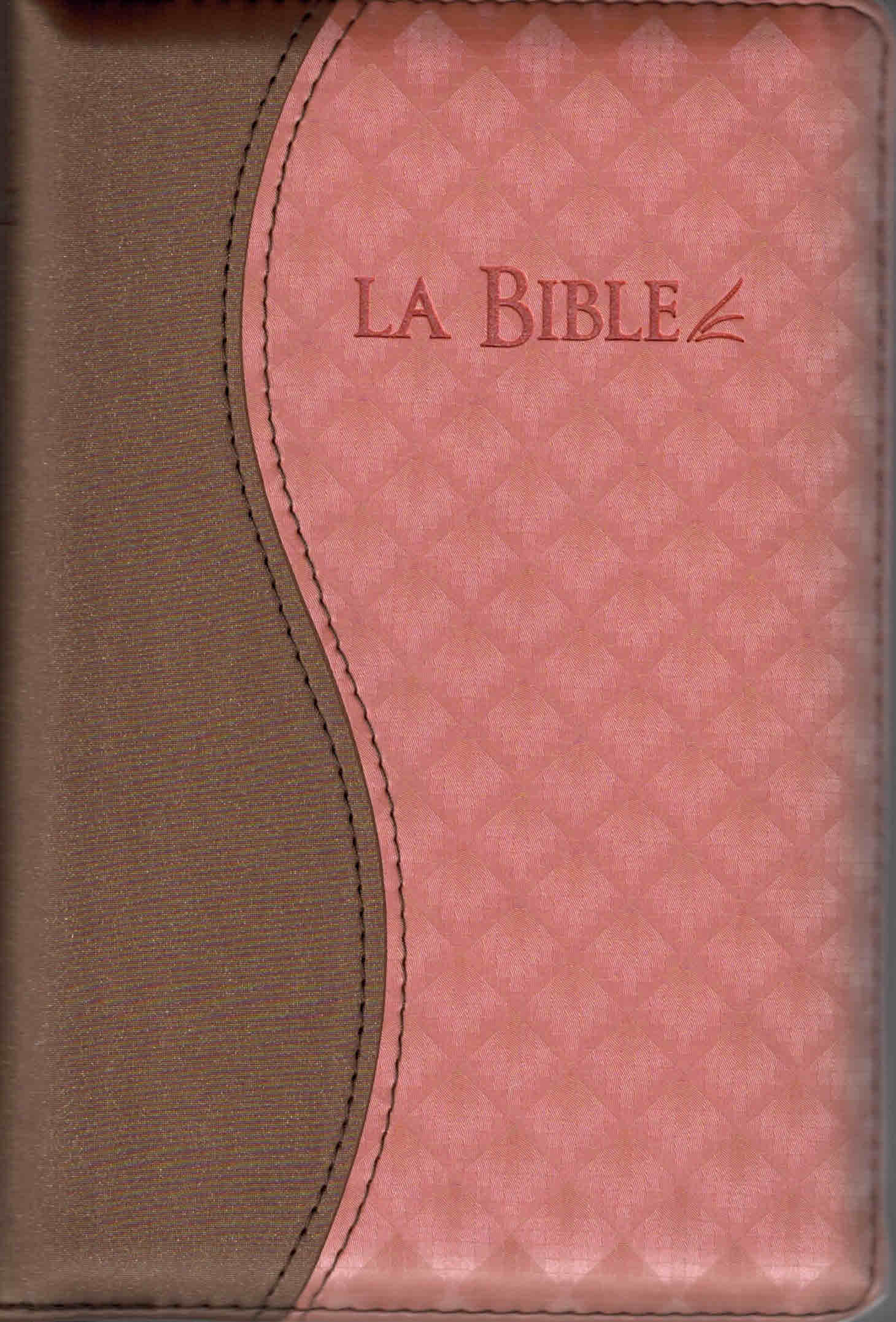 Bible SG 21 Compacte duo brun saumon