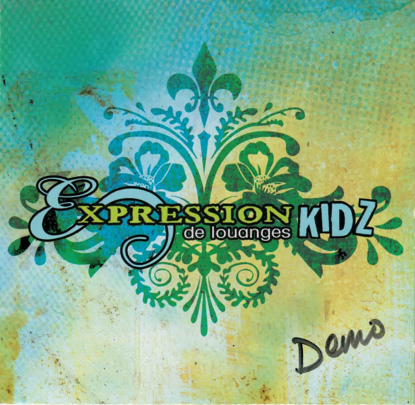 CD Expression de louanges Kidz