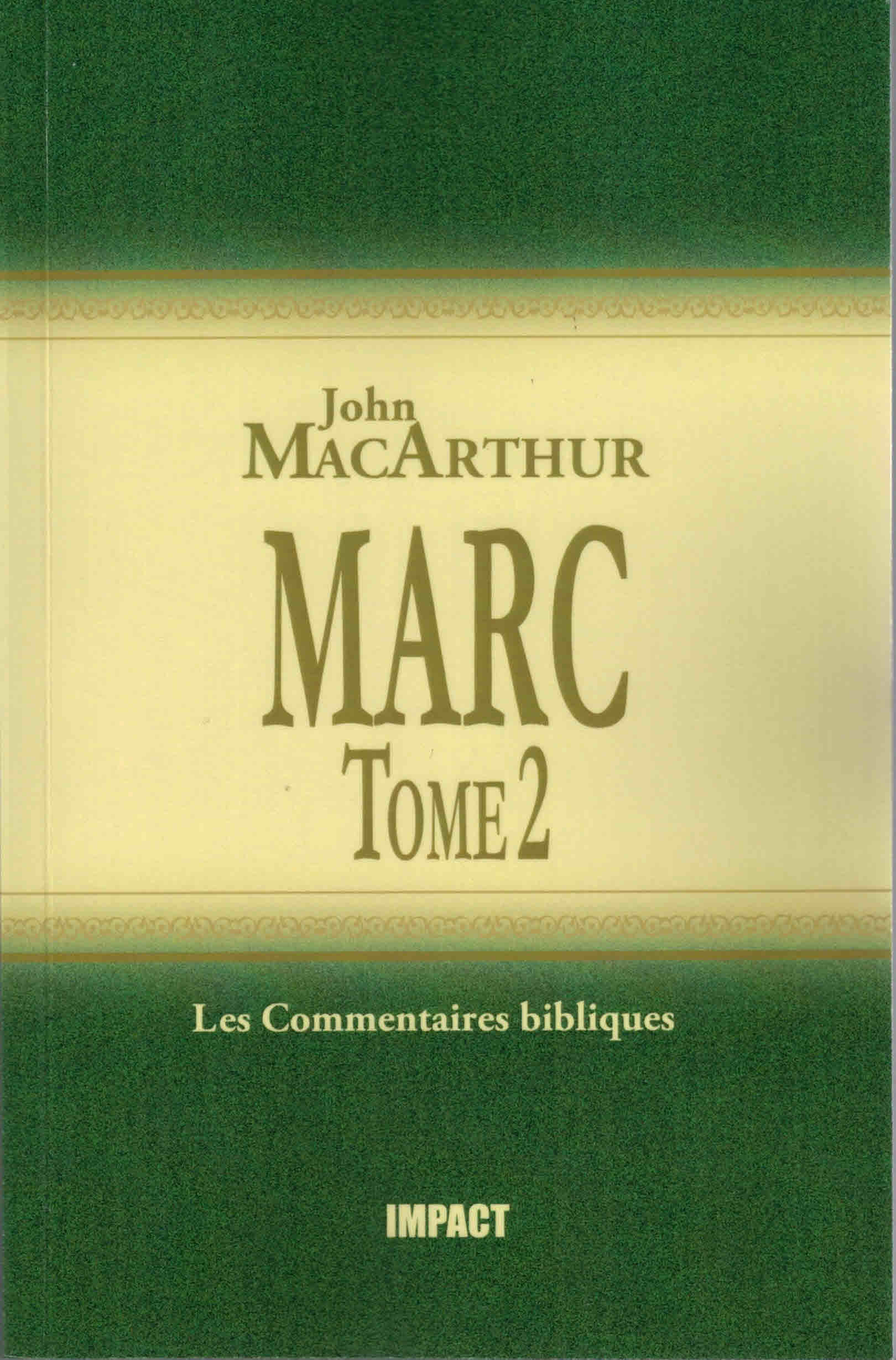 Marc Tome 2 - MacArthur