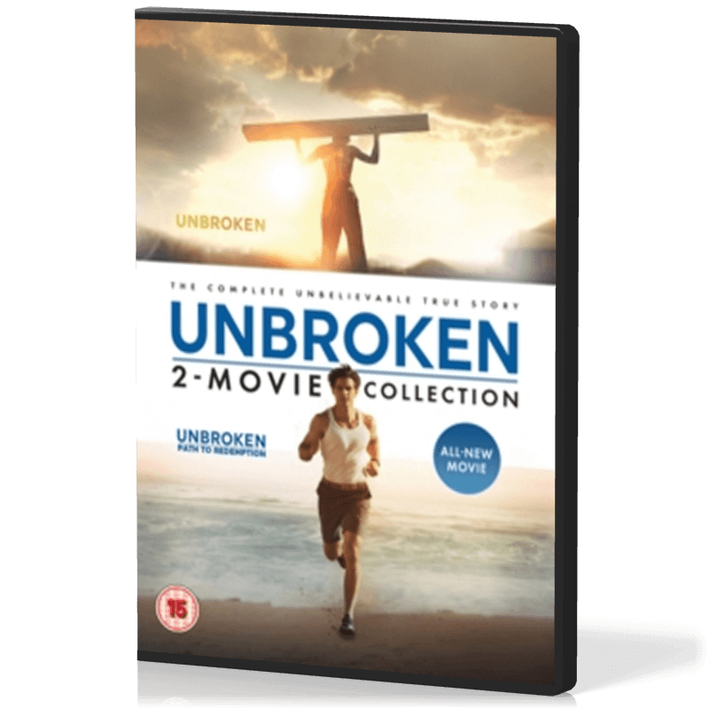 DVD Unbroken + Unbroken Path to Redemption