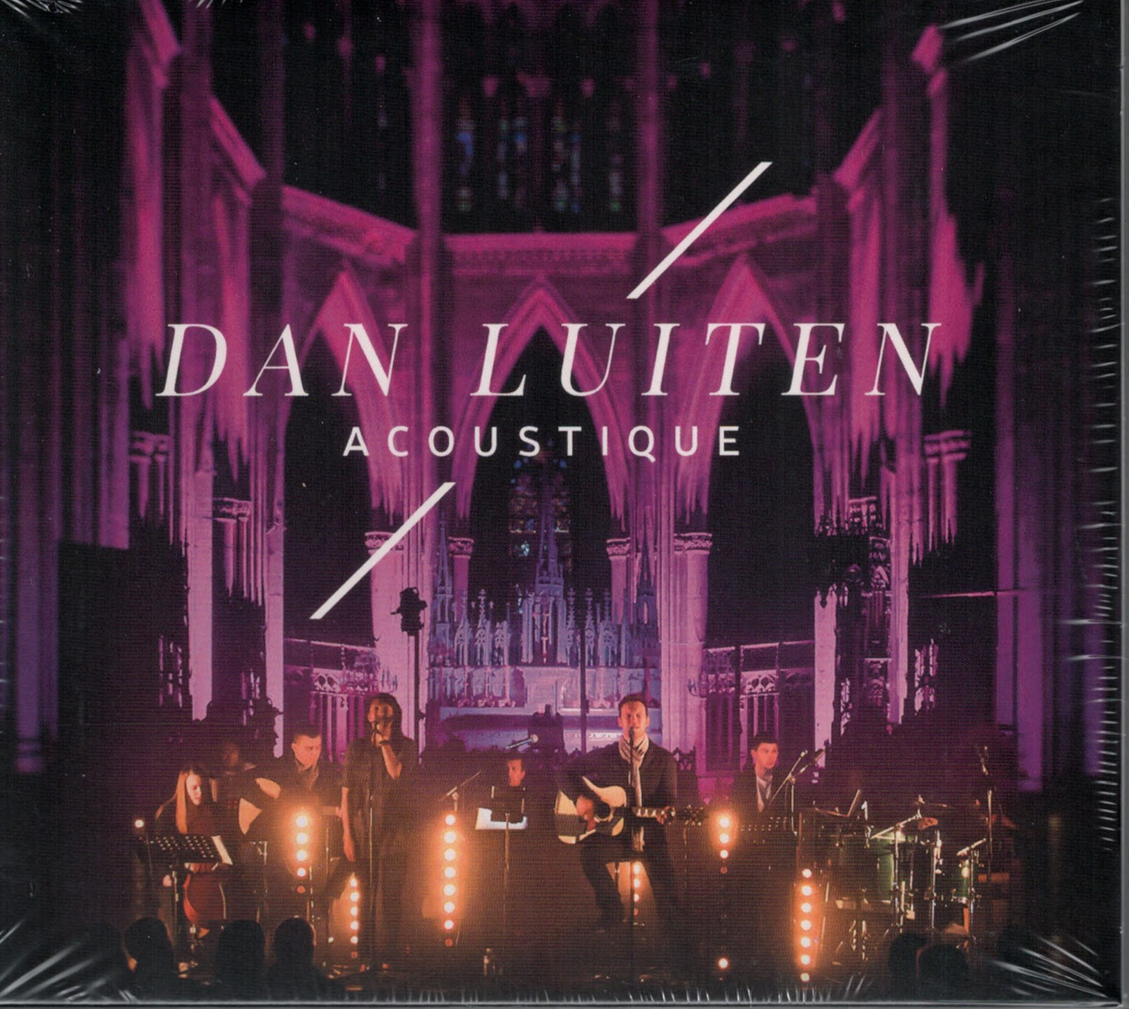 CD Dan Luiten Acoustique