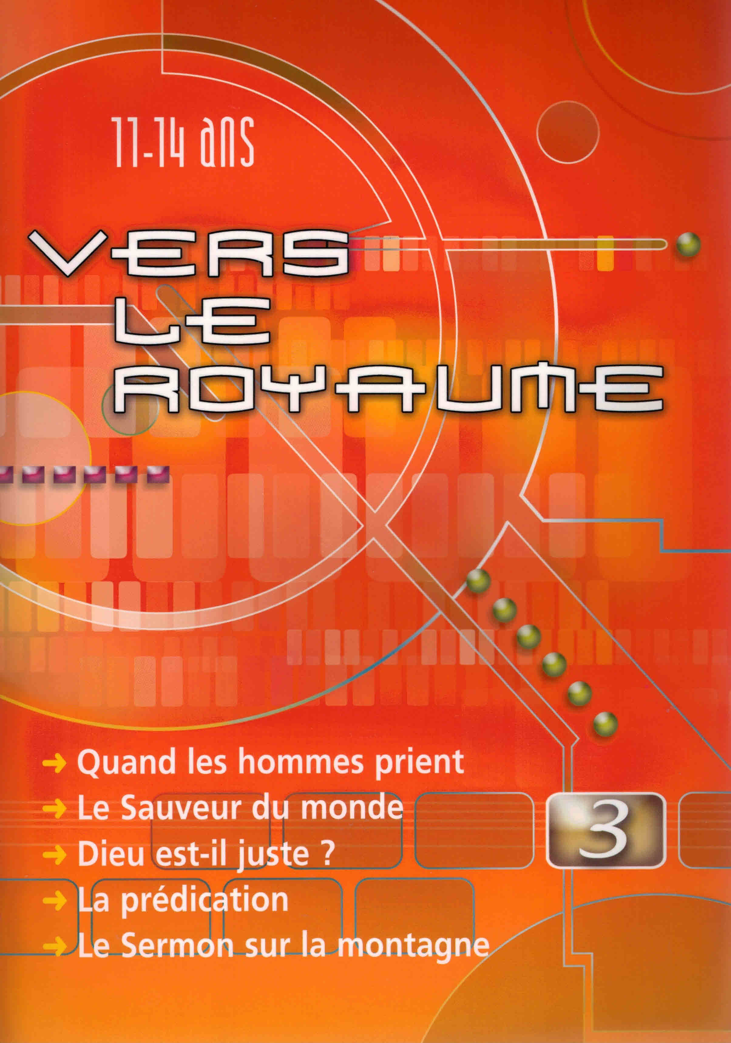 Vers le royaume #3