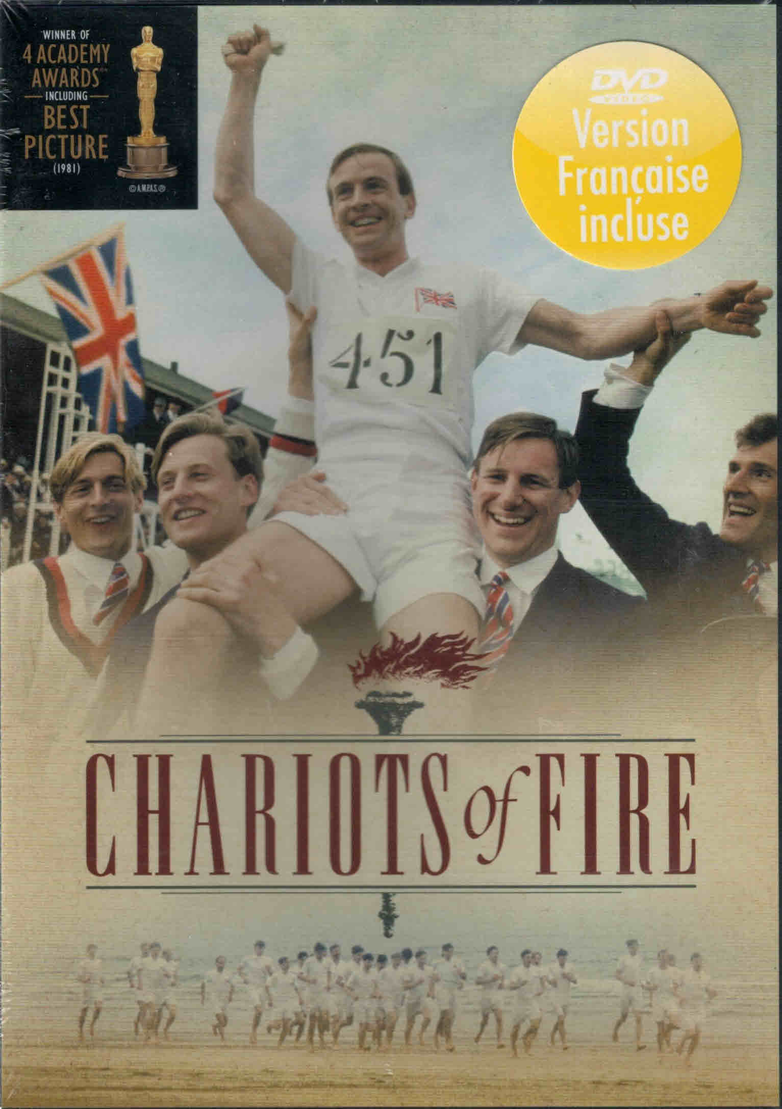 DVD Chariots of Fire