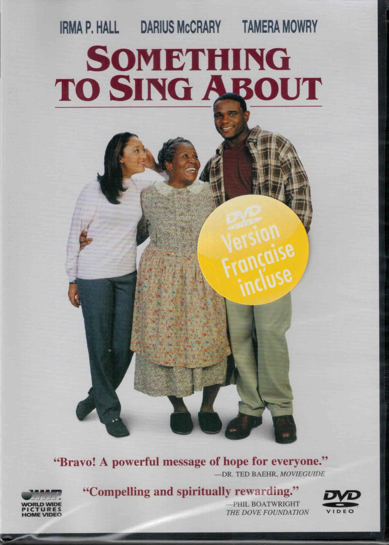 DVD Something to Sing About